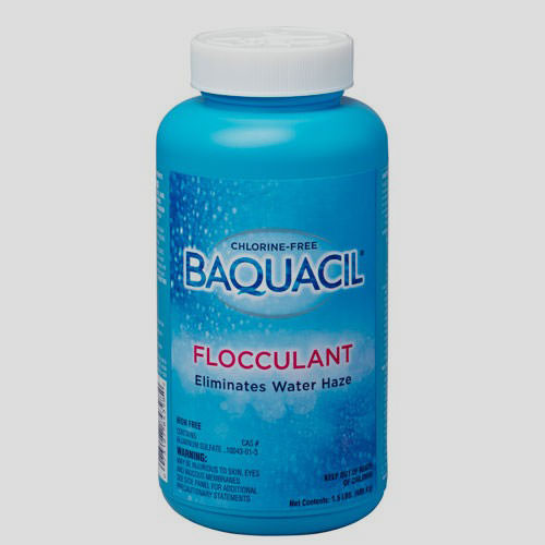 Baquacil Flocculant | Salem OR Emerald Outdoor Living Pool Chemicals