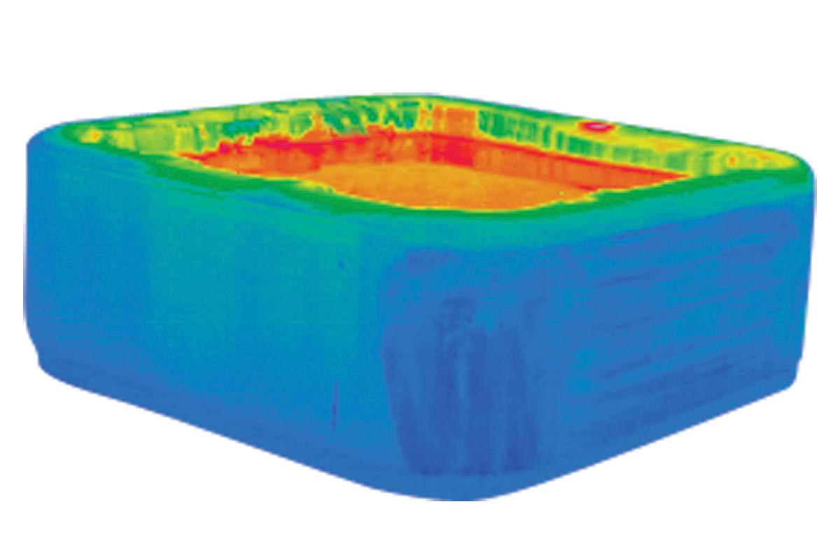 the most efficient hot tubs