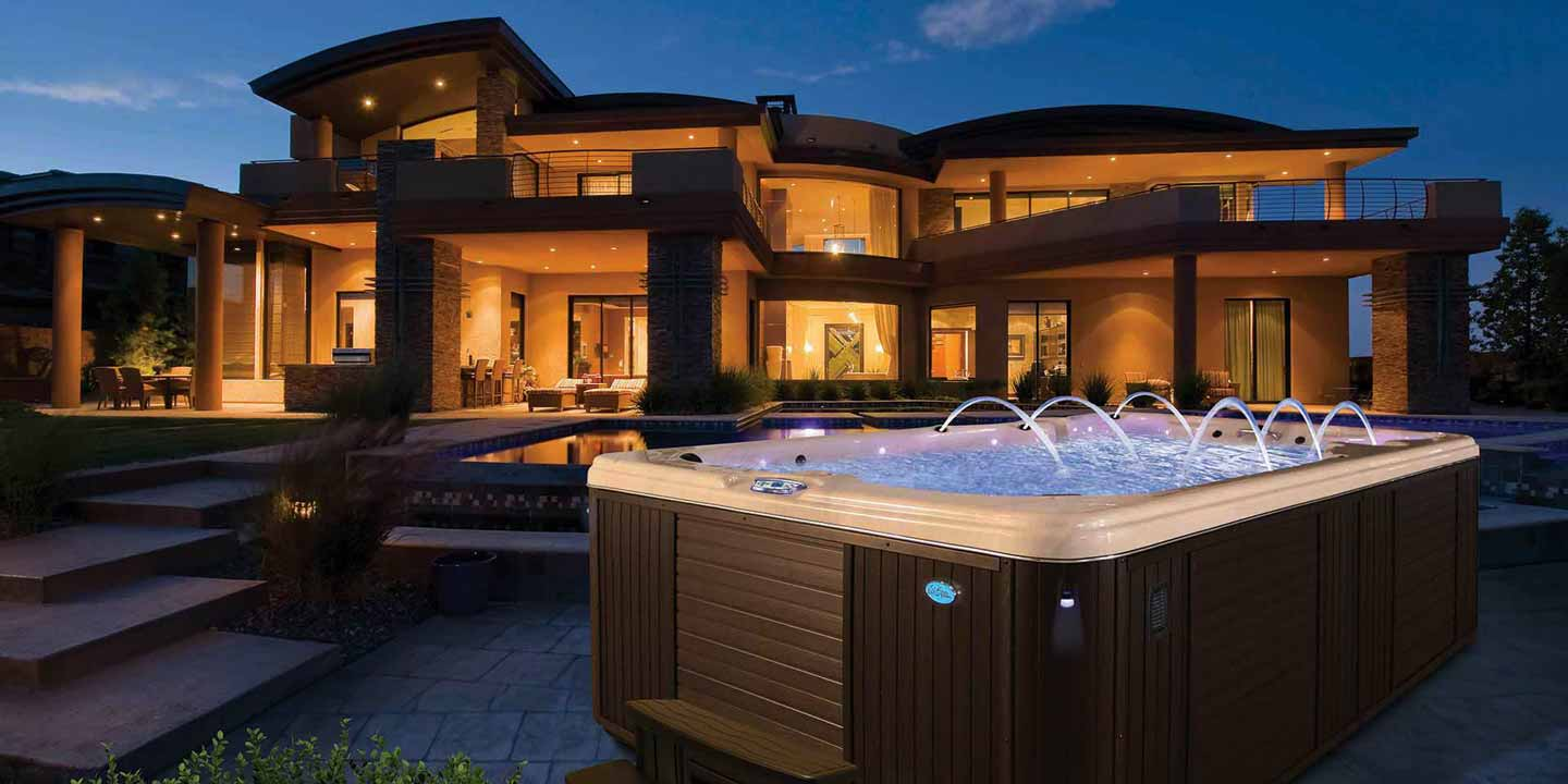 See Our Cal Spas We Have Salem Or