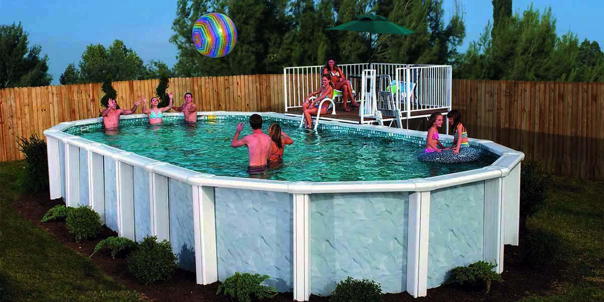prestige pool - Above Ground Pools - Emerald Outdoor Living Salem
