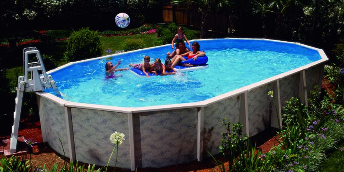 Summerville - Above Ground Pools - Emerald Outdoor Living Salem