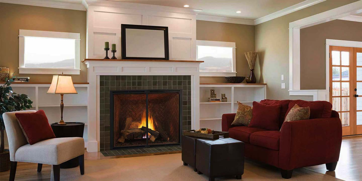 Fireplaces & Stoves - Emerald Outdoor Living Salem Oregon