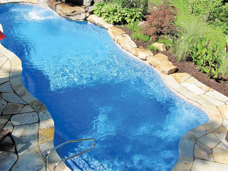 Salem's in ground pool supplier and maintenance provider