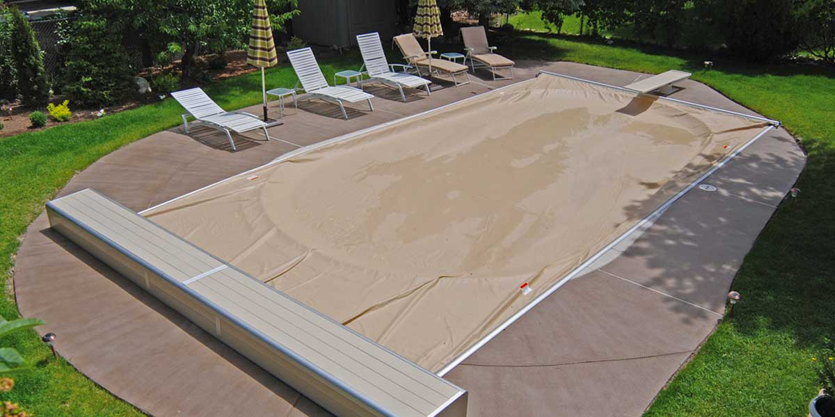 Automatic Pool Covers - Emerald Outdoor Living Salem