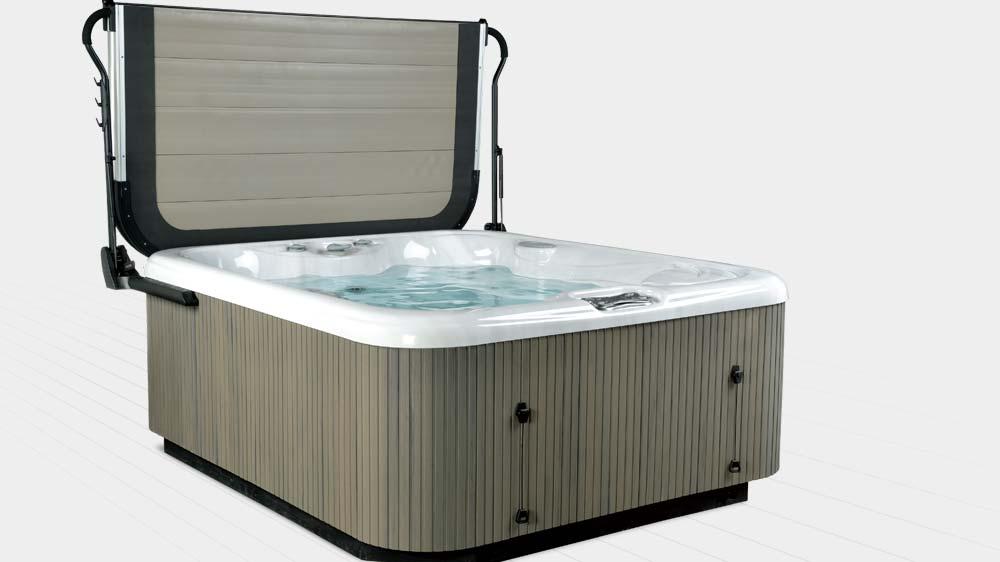 Smartop Hot Tub Covers - Emerald Outdoor Living Salem