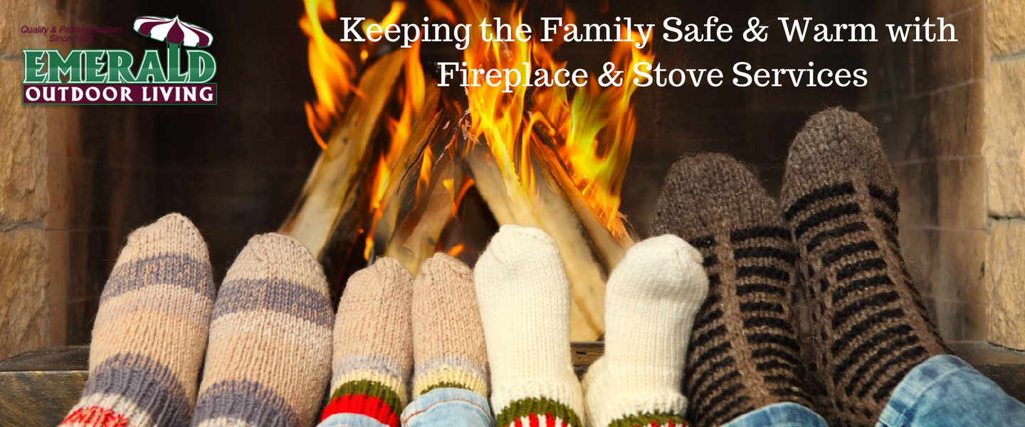 Fireplace and Stove Services - Emerald Outdoor Living - Salem, OR