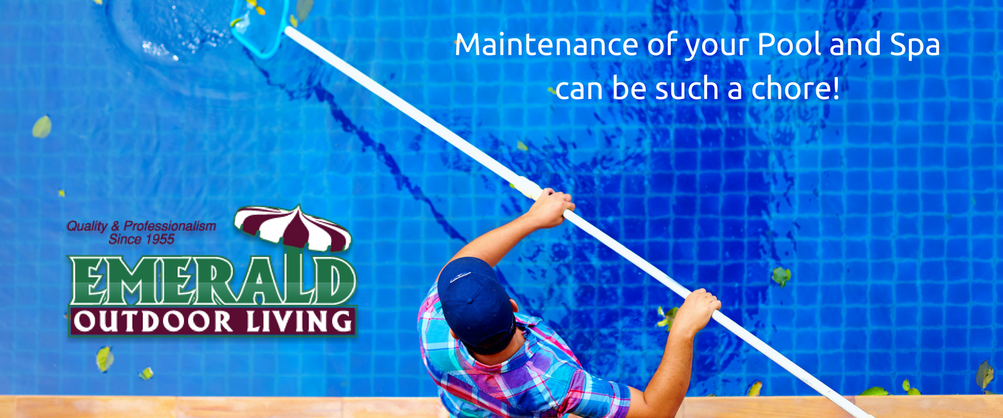 Pool & Spa Services in Salem.