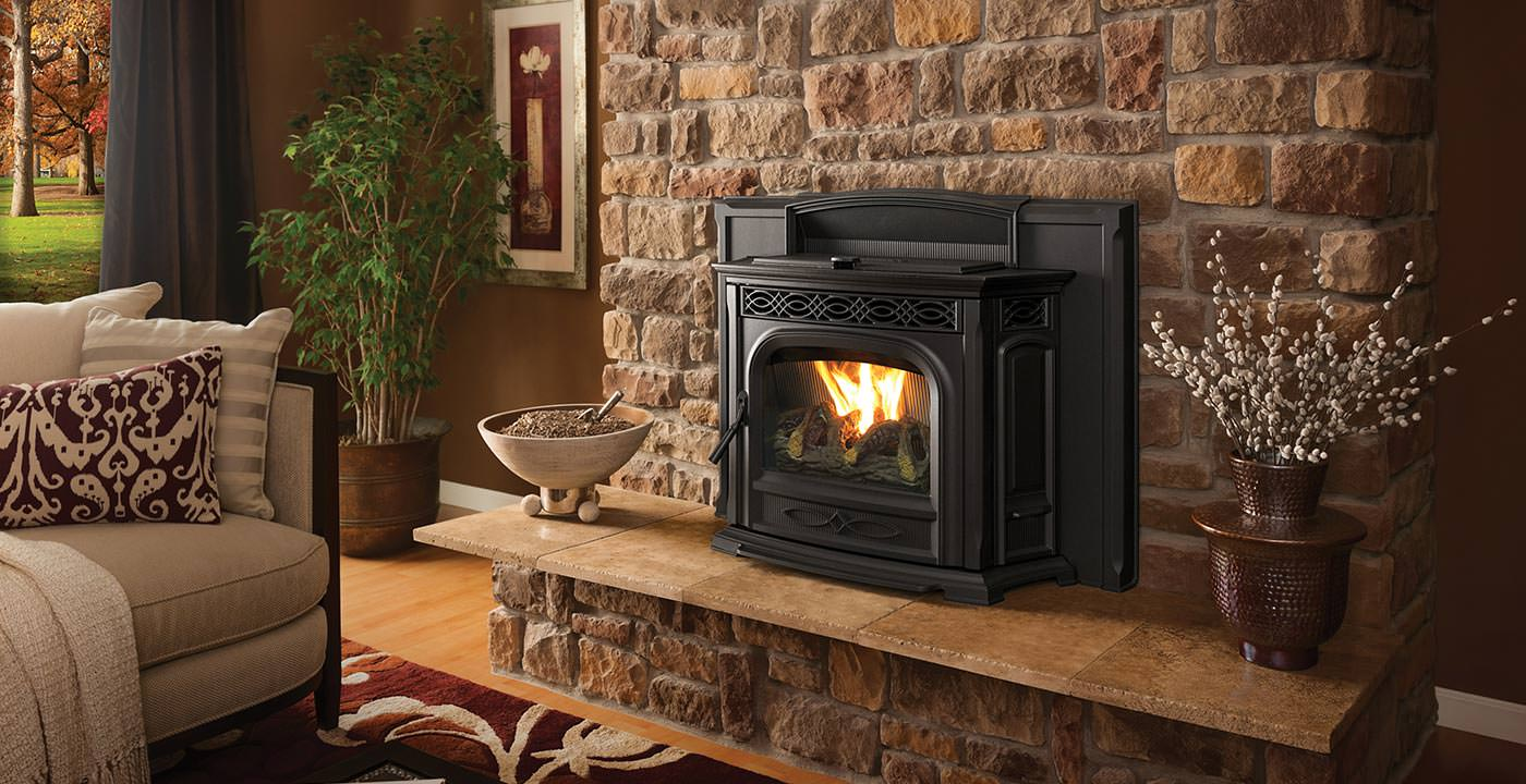 Emerald Outdoor Living - pellet stoves