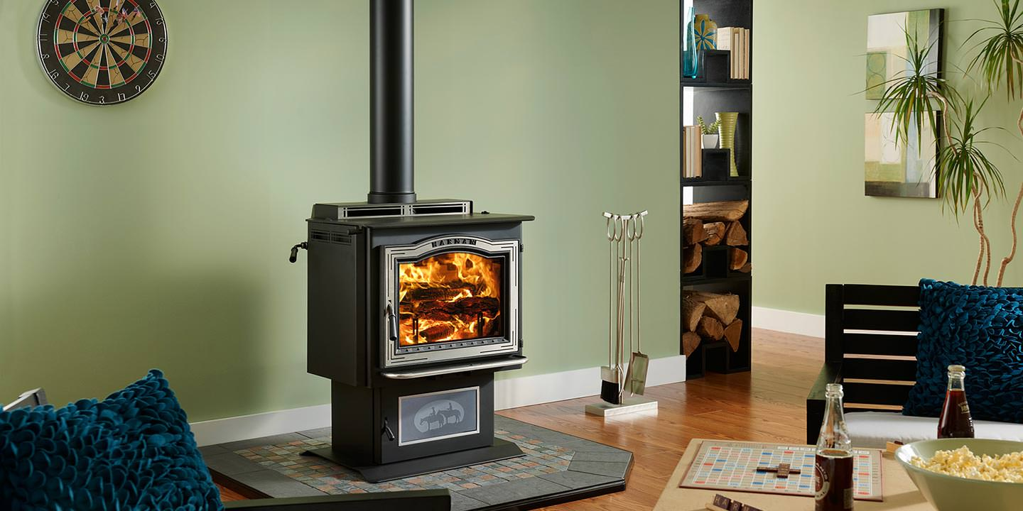 Emerald Outdoor Living - wood stoves