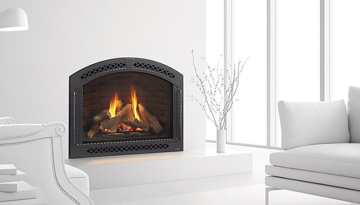 Emerald Outdoor Living - Heatnglo fireplace
