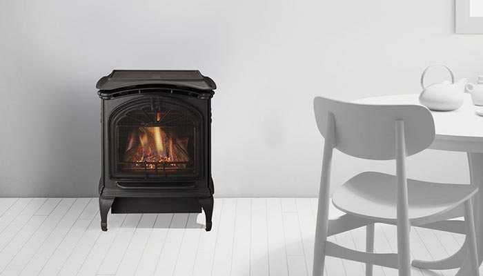 Emerald Outdoor Living - Heatnglo gas stove