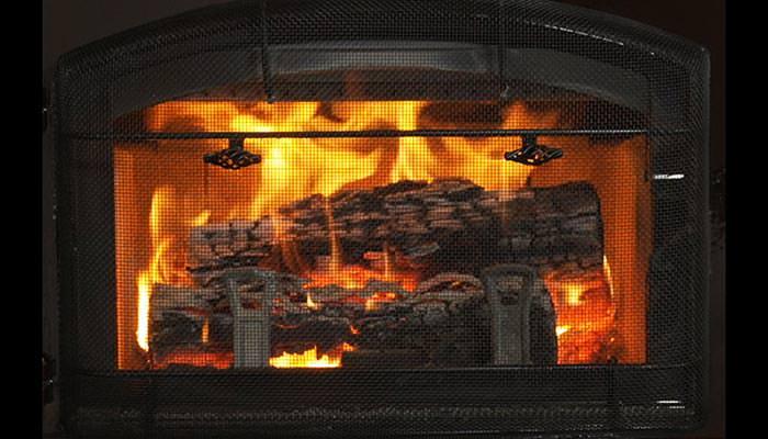 Emerald Outdoor Living - Quadrafire wood stove