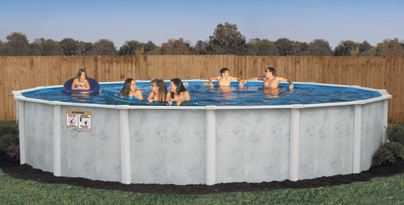 Above Ground Pools - Emerald Outdoor Living Salem