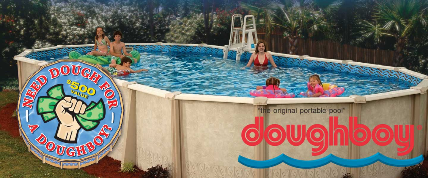 Doughboy Pools in Portland and Salem
