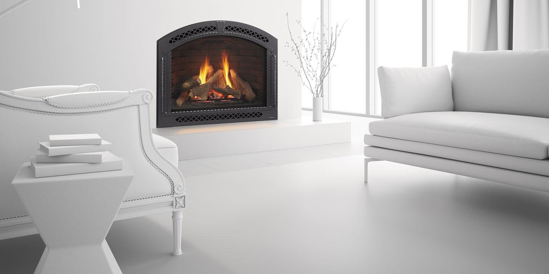 Emerald Outdoor Living - Heatnglo fireplace
