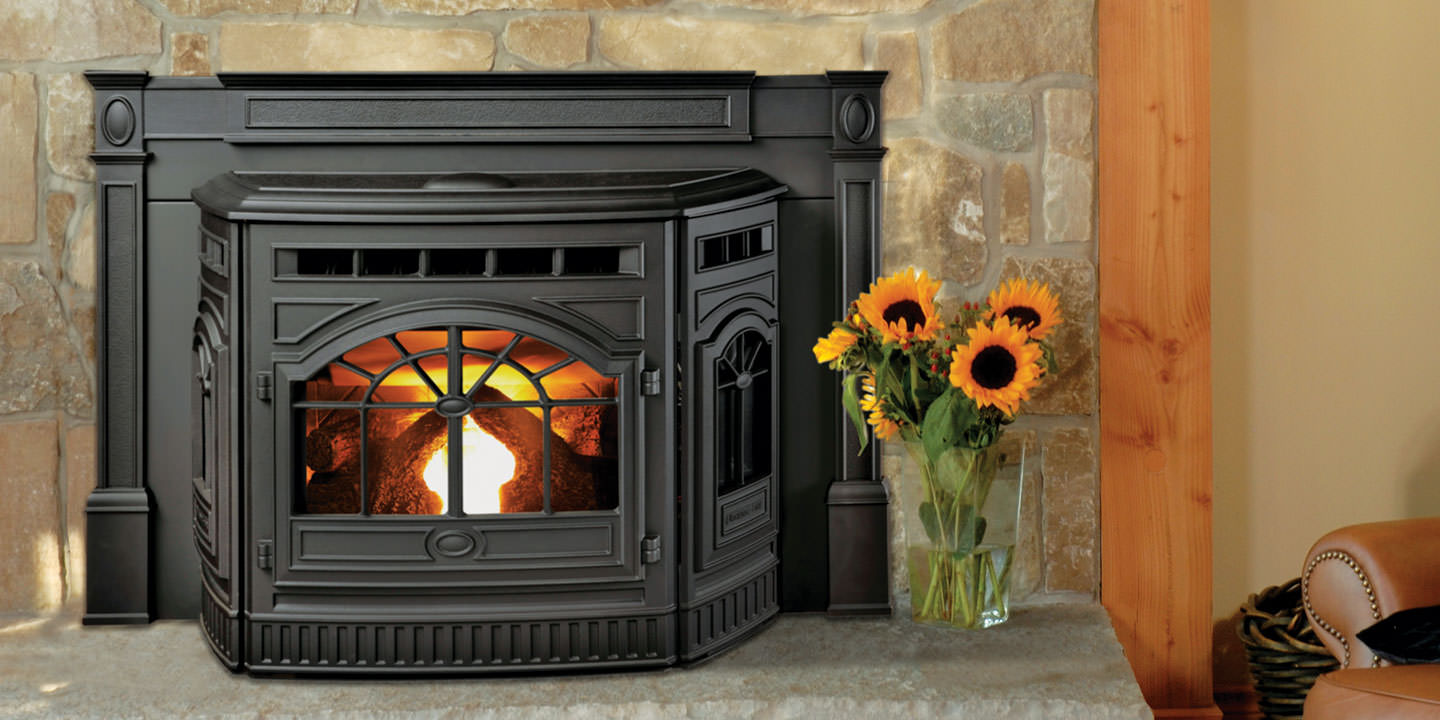 Emerald Outdoor Living - Quadrafire fireplace