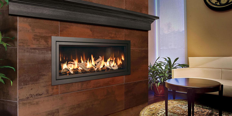 Emerald Outdoor Living - Mendota fireplace
