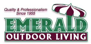 Emerald Outdoor Living Logo
